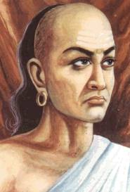 Chanakya_artistic_depiction